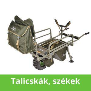 TALICSKÁK, SZÉKEK