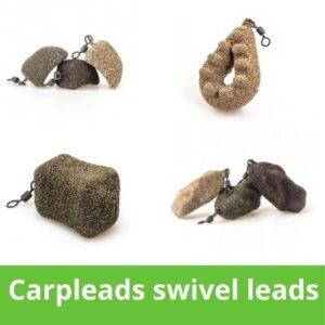 Carpleads swivel leads