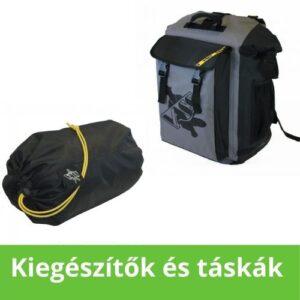 Kiegészítők és táskák